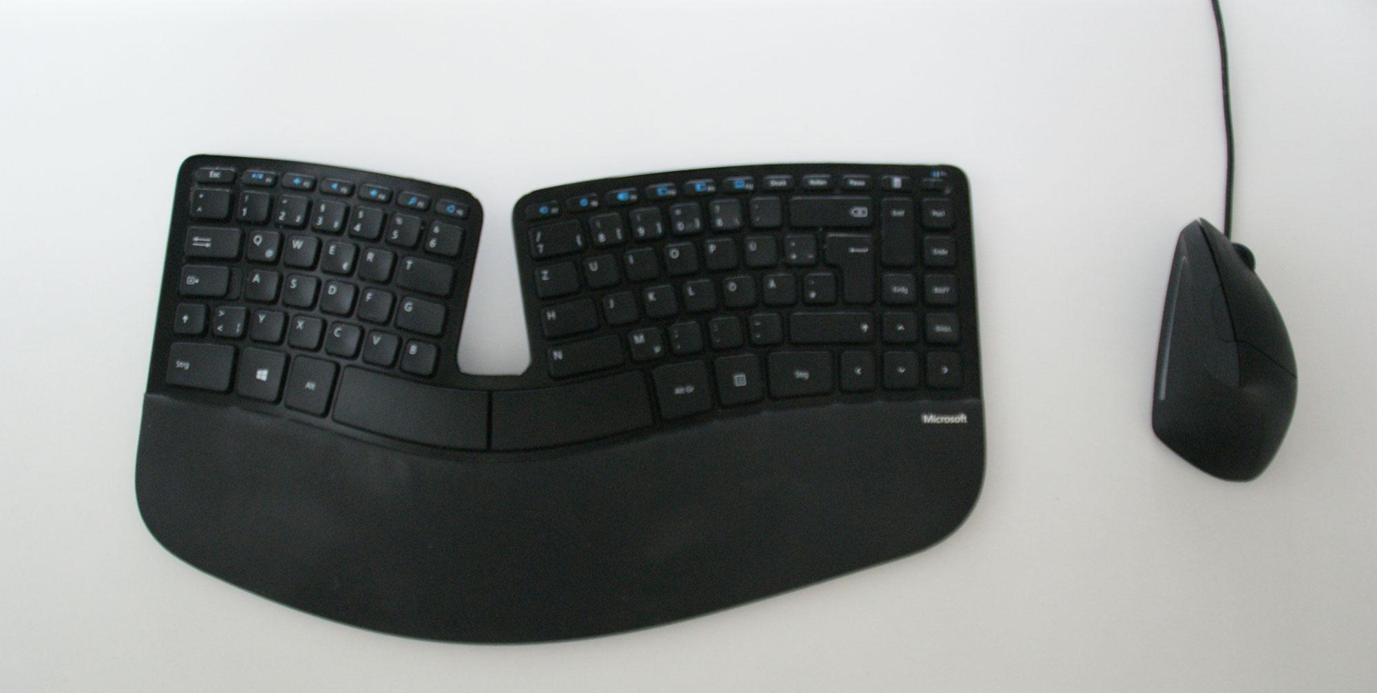 Ergonomische tastatur und maus  Home - ergonomische-maus-tastatur.de
